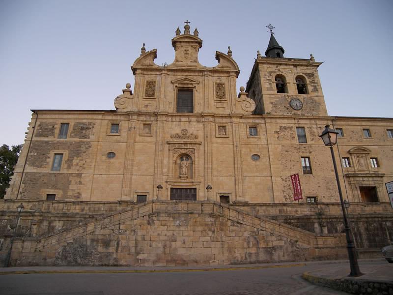 Iglesia de San Nicolas el Real, Villafranca del Bierzo