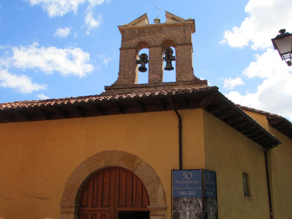 Turismo de León - IGLESIA DE SAN SALVADOR DE PALAT DEL REY